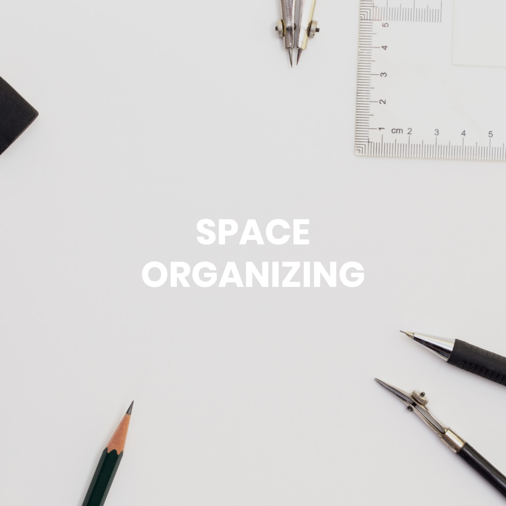 hover-space-organizing